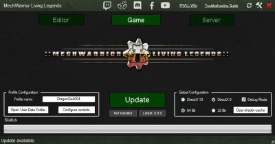 How to Install MWLL - MechWarrior: Living Legends Wiki